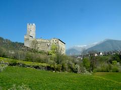 Burgusio - 1 (antonella galardi) Tags: altoadige sudtirol bolzano valvenosta 2011 malles burgusio castello principe fürstenburg