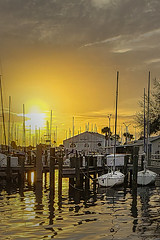 One is the loneliest number that you'll ever do . . . (mimsjodi) Tags: groupchallenge challenge one marina titusvillemarina sunrise titusvillefl water dock docks sailboat boat boats saturdayselfchallenge cellphone