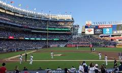 #NewYork #Yankees vs #Toronto #BlueJays #Saturday #September 15, 2018 (Σταύρος) Tags: bigapple thebigapple mlb ballpark torontobluejays newyorkyankees bronx ny yankeestadium homegame baseball highbridge newyork yankees toronto bluejays saturday september thebronx baseballgame basaball row5 seat6 saturdayafternoon legends greatseats majorleaguebaseball passtime september15