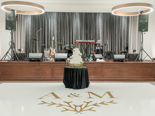 """Vinyl Wrapped Dance Floor • <a style=""""font-size:0.8em;"""" href=""""http://www.flickr.com/photos/81396050@N06/33536584568/"""" target=""""_blank"""">View on Flickr</a>"""