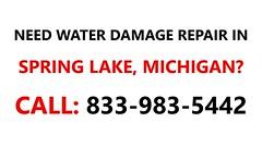 Water damage repair Spring Lake, Michigan MI #833-983-5442 (bennett.onmarketa) Tags: water damage repair spring lake michigan mi 8339835442