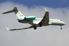 EC-MSC | Privately owned | Bombardier BD-700-1A10 Global 6000 | CN 9466 | Built 2011 | LIS/LPPT 03/05/2018 | ex S5-ZFL (Mick Planespotter) Tags: aircraft bizjet 2018 portela lisbon portugal delgado humbertodelgado humberto nik sharpenerpro3 flight ecmsc privately owned bombardier bd7001a10 global 6000 9466 2011 lis lppt 03052018 s5zfl