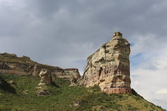 Titanic Rock (Rckr88) Tags: titanic rock titanicrock clarens freestate southafrica free state south africa mountain mountains rocks rocky cliff cliffs national nature outdoors travel travelling