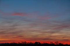 evening sky / @ 18 mm / 2019-02-17 (astrofreak81) Tags: clouds sunrset sun wolken sonnenuntergang sonne sky himmel heaven light dawn redsky evening abend red orange dresden 20190217 astrofreak81 sylviomüller sylvio müller