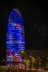 Barcelone-172 (bonacherajf) Tags: barcelona barcelone catalogne catalunya espagne spagna nocturne touragbar