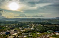 Meghalaya (Arifin Billah Photography) Tags: india landscape hdr cloud sky sunset nature sun village