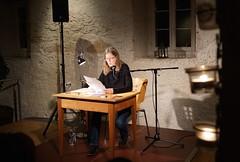 Lesung Petra Ivanov, Alte Trotte 22/02/2019
