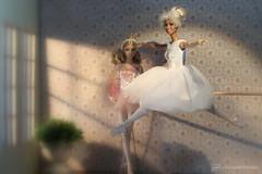 grand jeté (photos4dreams) Tags: mistycopeland nutcracker dress barbie mattel doll toy photos4dreams p4d photos4dreamz barbies girl play fashion fashionistas outfit kleider mode puppenstube tabletopphotography bilitis hamilton soft focus ballett ballet dancer dancers tänzerinnen tänzerin ballerina star primal diorama aa beauties beautiful girls women ladies damen weiblich female firstafricanamericanfemaleprincipaldancerwiththeprestigiousamericanballettheatre principaldancer primaballerina firebird feuervogel phoenix prince purple rain hispurplehighness afroamerican darkskin africanamerican barbiefrn76 signaturedisney dernussknackerunddievierreicheballerinaderkönigreichepuppe
