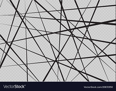 Random chaotic lines abstract geometric pattern.Vector background. Can be used in cover design, book design, poster, website background or advertising. (Bittoo Kr) Tags: abstract abstractionism angle art artistic artwork asymmetric asymmetrical asymmetry background black chaos chaotic contemporary contrast diagonal disarray distortion eccentric effect geometric geometrical geometry gradation illustration intersecting irregular line lineal linear lines mess messy minimal miscellaneous modern monochrome pattern random straight tangle tangled texture uneven unusual vector weird white