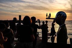 . (robbie ...) Tags: cottesloe beach wa western australia sculptures by sea fujifilm fujicolour xt10