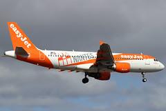 OE-IVK (GH@BHD) Tags: oeivk airbus a320 a320200 a320214 u2 ezy easyjet easyjeteurope ace gcrr arrecifeairport arrecife lanzarote logojet aircraft aviation airliner specialcolours nantes
