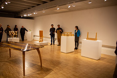 Photos: '나무 (Wood)' Art Opening