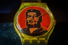 Macro Mondays: Timepieces (skp-mm) Tags: cheguevara macro macromondays timepieces uhr swatch watch vintage
