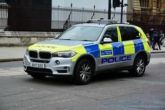 London 2018 – 2017 BMW X5 xDrive30d Police Car (Michiel2005) Tags: bmw x5 xdrive30d police politie polis suv metropolitanpolice fxq england engeland grootbrittannië greatbritain britain uk vk unitedkingdom verenigdkoninkrijk london londen