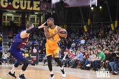 DSC_0210 (VAVEL España (www.vavel.com)) Tags: fcb barcelona barça basket baloncesto canasta palau blaugrana euroliga granca amarillo azulgrana canarias culé
