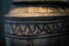Mesopotamia Pottery (shapeshift) Tags: antiquities davidpham davidphamsf europe france louvre mesopotamia museum paris pottery shapeshift travel