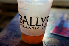 You're Gonna Love It At Bally's (raymondclarkeimages) Tags: raymondclarkeimages rci flickr usa 8one8studios google x100f indoor ballys apsc cup beverage hotelcasino fujifilm closeup atlanticcity bar beer mirrorless xseries 23mm focus bokeh closefocus drink casino gambling entertainment