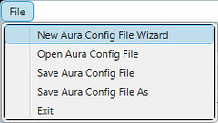 01 - New Aura Config File Wizard (JD and Beastlet) Tags: aura 8 config tool super stearman