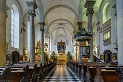 20181222_Act24_MaxKirche_Ddorf-1001 (Zip Zipsen) Tags: maxkirche viewcamera actusmini actus24mm cambo cathedrals