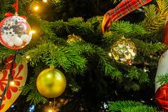 decorations for Christmas (langalexx) Tags: decorations for christmas new year spruce tree garland bells balls candies lights bows toys with gifts presents follow f4f followme followforfollow follow4follow teamfollowback followher followbackteam followhim followall followalways followback pleasefollow follows followe