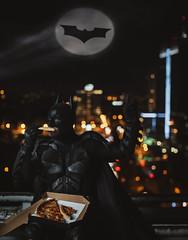 Leave Badman alone (David Olkarny Photography) Tags: davidolkarny brussels badman batm batman photographe photographer