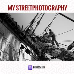 HERMIONE (bensegalen) Tags: rochefort la rochelle france hermione bateau noir et blanc blackandwhite boat street streetphotographie maritime arnsenal