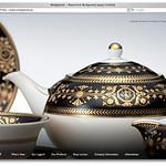 ウェッジウッド公式ウェブサイトの写真