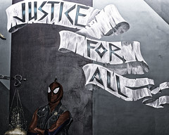 Web of Justice (JeffryDoc) Tags: engagement hannah matt spiderman