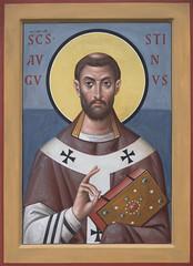 Образ блаженного Августина