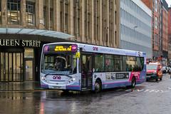 67737 SN62AHX First Glasgow (busmanscotland) Tags: 67737 sn62ahx first glasgow sn62 ahx ad adl alexander dennis e30d enviro 300 enviro300
