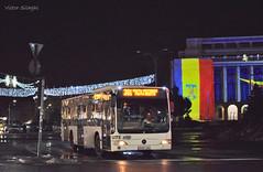 Mercedes-Benz Citaro Euro 4 - 6273 - 381 - 17.01.2019 (VictorSZi) Tags: romania bucharest bucuresti bus autobuz mercedes mercedescitaro stb transport publictransport nikon nikond5300 winter iarna january ianuarie floreasca