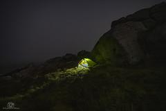 Guiding Light ... (CamraMan.) Tags: wildcamping wildcamp hillebergakto sonya7 fotodiox canon1740mmlusm christianburycrags bewcastlefells northcumbria ©davidliddle ©camraman