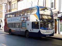 MK08GHJ (47604) Tags: mk08ghj 15445 stagecoach bus northampton route service 5