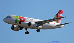 CS-TTV LEMD 12-01-2019 TAP Portugal Airbus A319-112 cn 1718 (Burmarrad (Mark) Camenzuli Thank you for the 18.9) Tags: csttv lemd 12012019 tap portugal airbus a319112 cn 1718