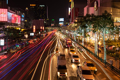 Crazy Traffics (Thanathip Moolvong) Tags: