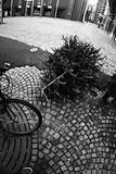 Münster in S/W (Markus Rödder (ZoomLab.de / FotoDinge)) Tags: schwarzweis blackwhite muenster ms4l münster fisheye olympus omd fotodinge zoomlab