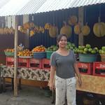 Fruit Vendor, Singaraja, Bali thumbnail