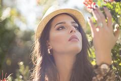 Myriam (FotoGrafiche FS) Tags: sony sonyalpha calabria italy portrait a6500 apsc vintagelens bokeh girl dove emount eyes 50mm