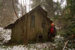 la maison de blanche neige dans la forêt de Fertans - Nans Sous Sainte Anne (francky25) Tags: la maison de blanche neige dans forêt fertans nans sous sainte anne hiver franchecomté doubs