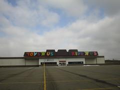 Abandoned Toys R Us (Random Retail) Tags: horseheads ny store retail 2019 former toysrus abandoned