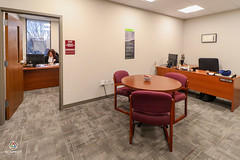 The Salvation Army Divisional Headquarters (Schmidt Associates Photos) Tags: offices office headquarters design renovation architects architecture architectural architect interior interiorspace engineering engineers schmidtassociates schmidtassociatesarchitectureengineering workplace workspace indiana indianapolis