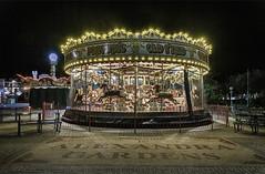 Merry-go-round (Explore) (waldo.posth) Tags: sony a99m2 sigma art f40 24105mm 24mm merrygoround weymouth dorset united kingdom night photography alexandra gardens