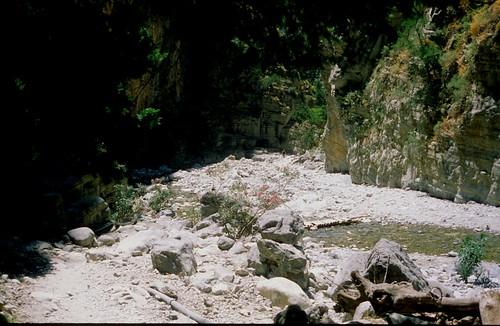 Gorges de Samaria Crètes