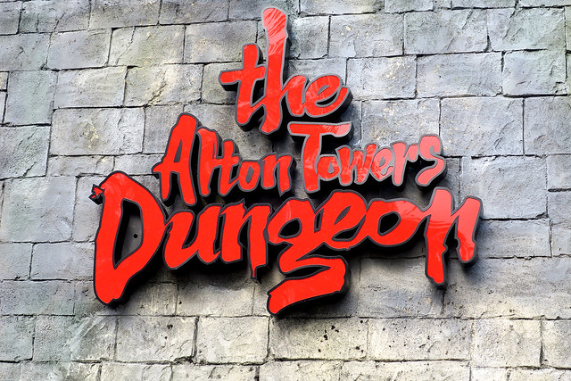 Dungeons Sign