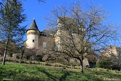 24 Thiviers - Vaucocourt (Herve_R 03) Tags: architecture castle château dordogne france aquitaine