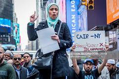 EM-190324-EndIslamophobia-018 (Minister Erik McGregor) Tags: activism buildmovementsnotwalls christchurchmassacre defenddemocracy donaldtrump dumptrump endislamophobia endwhitesilence endwhitesupremacy erikmcgregor freepalestine iamamuslimtoo lovetrumpshate muslimban muslimrights nyc nyc2palestine newyork newyorkcity newyorkers noban nomuslimbanever notmypresident peacefulprotest peacefulresistance photography protest refugeeswelcome resisttrump sanctuarycity solidarity standwithmuslims stopthehate timessquare travelban usa unitedagainstislamophobia whitesupremacy xenophobia bigotry demonstration humanrights photojournalism politics racism rally refusefascism revolution trumpvsallofus 9172258963 erikrivashotmailcom ©erikmcgregor