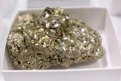 """Pyrite or """"Fool's Gold"""" (WayNet.org) Tags: fossil rock fools gold wayne county pyrite indiana photo by jane holman kuhlman show richmond gem mineral holmanphotoscom center fairgrounds foolsgold kuhlmancenter photobyjaneholman photobyjane waynecounty"""