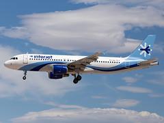 XA-TLC (ChrischMue) Tags: interjet airbus a320214 las vegas mccarran international klas xatlc