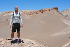Virgin Dune (Chris Hunkeler) Tags: chile desert mountain dune hill sand rock atacama valledelaluna