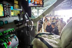 جلالة الملك عبدالله الثاني، القائد الأعلى للقوات المسلحة، يزور قاعدة الملك عبدالله الثاني الجوية (Royal Hashemite Court) Tags: جلالة الملك عبدالله الثاني، القائد الأعلى للقوات المسلحة، قاعدة الجوية kingabdullahii kingabdullah thesupremecommanderofthejordanarmedforcesarabarmy supreme jordan airbase